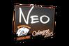 Sticker | NEO | Cologne 2015