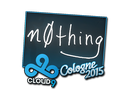 Sticker | n0thing | Cologne 2015