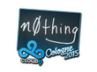 Sticker n0thing | Cologne 2015
