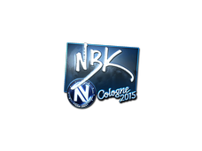 Skin Sticker | NBK- (Foil) | Cologne 2015