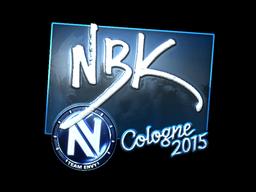 NBK-   Cologne 2015