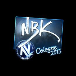 NBK- (Foil) | Cologne 2015