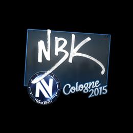 NBK- | Cologne 2015