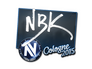 Skin Sticker | NBK- | Cologne 2015