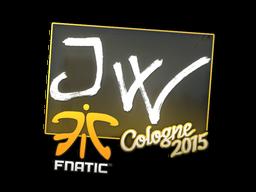 Наклейка | JW | Кёльн 2015