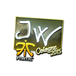 JW (Foil) | Cologne 2015