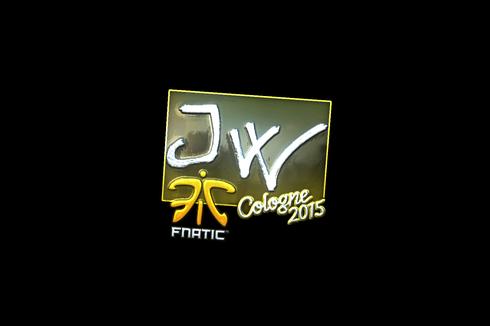 Sticker | JW (Foil) | Cologne 2015 Prices