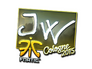 Skin Sticker | JW (Foil) | Cologne 2015