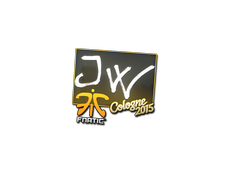 Skin Sticker | JW | Cologne 2015