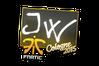 Sticker | JW | Cologne 2015