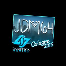 jdm64 (Foil)   Cologne 2015