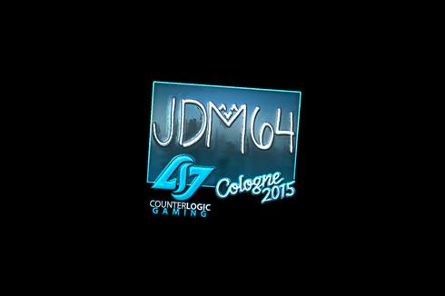 Sticker | jdm64 (Foil) | Cologne 2015 Prices