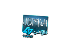 Skin Sticker | jdm64 (Foil) | Cologne 2015