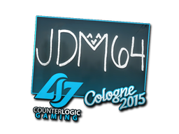 Sticker | jdm64 | Cologne 2015