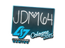 Skin Sticker | jdm64 | Cologne 2015