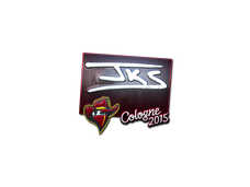 Skin Sticker | jks (Foil) | Cologne 2015