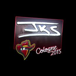 jks (Foil) | Cologne 2015
