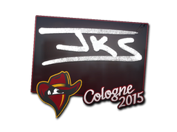 Sticker | jks | Cologne 2015