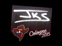 Sticker | jks | Cologne 2015