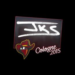 jks | Cologne 2015