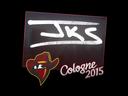 Sticker   jks   Cologne 2015