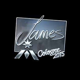James (Foil) | Cologne 2015