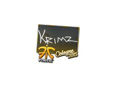 Skin Sticker | KRIMZ | Cologne 2015
