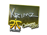 Skin Sticker | KRIMZ (Foil) | Cologne 2015