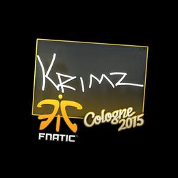 KRIMZ | Cologne 2015
