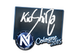 Sticker kioShiMa | Cologne 2015