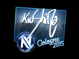 kioShiMa   Cologne 2015