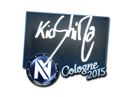 Sticker | kioShiMa | Cologne 2015