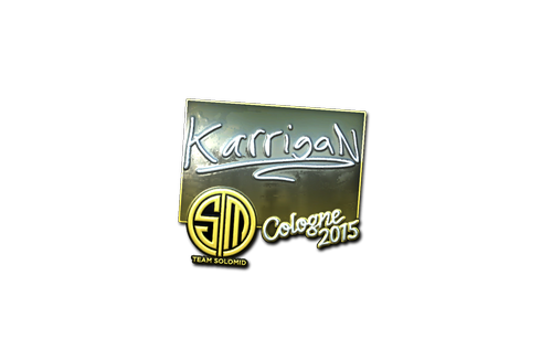 Sticker | karrigan (Foil) | Cologne 2015 Prices