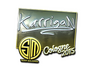 Skin Sticker | karrigan (Foil) | Cologne 2015