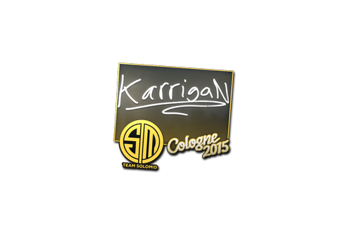 Sticker | karrigan | Cologne 2015 Prices