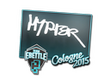 Sticker Hyper | Cologne 2015