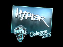 Hyper | Cologne 2015