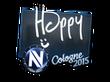 Sticker Happy | Cologne 2015