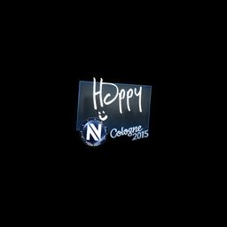 Sticker   Happy   Cologne 2015