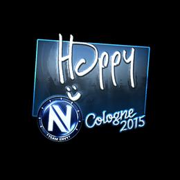 Happy (Foil) | Cologne 2015