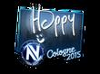 Sticker Happy (Foil) | Cologne 2015