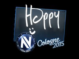 Наклейка | Happy | Кёльн 2015