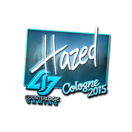 hazed (Foil) | Cologne 2015