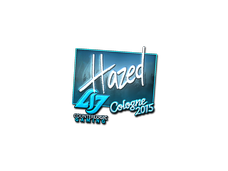 Skin Sticker | hazed (Foil) | Cologne 2015