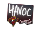 Sticker | Havoc | Cologne 2015