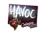 Skin Sticker | Havoc (Foil) | Cologne 2015