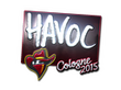 Sticker Havoc (Foil) | Cologne 2015