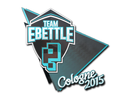 Sticker | Team eBettle | Cologne 2015