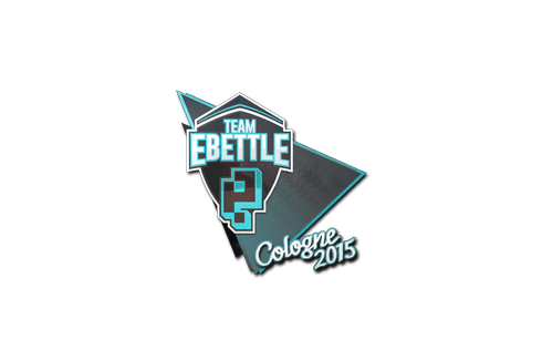 Sticker | Team eBettle | Cologne 2015 Prices