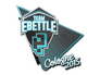 Skin Sticker | Team eBettle | Cologne 2015